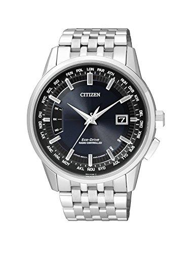 Citizen Herren Analog Quarz Uhr mit Edelstahl Armband CB0150-62L