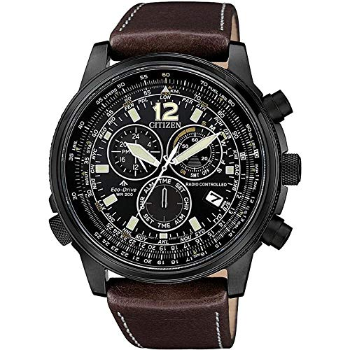 Funkuhr Citizen CB5865-15E