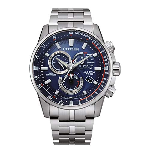 Funkuhr Citizen CB5880-54L