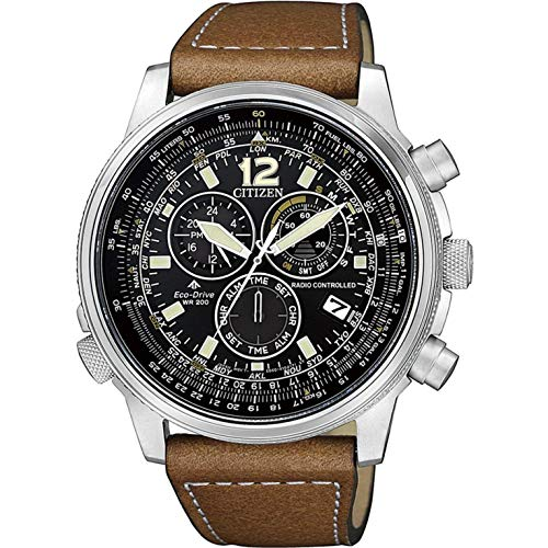 Funkuhr Citizen CB5860-27E