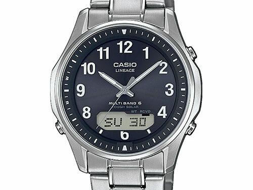 Funkuhr Casio LCW-M100TSE-1A2ER