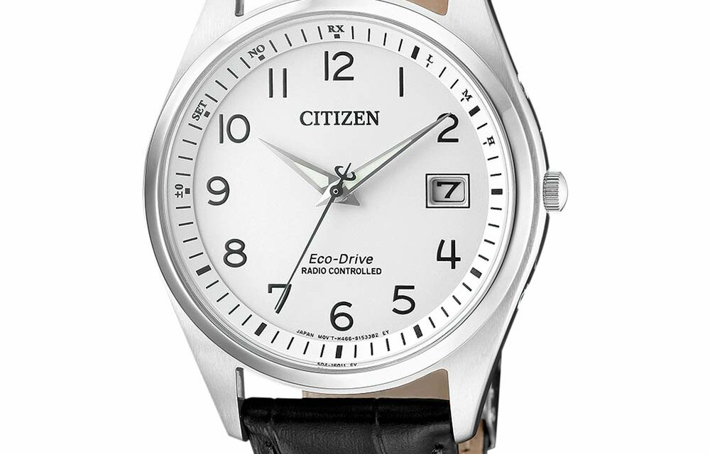 Funkuhr Citizen AS2050-10A