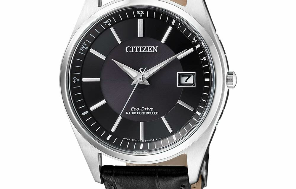 Funkuhr Citizen AS2050-10E