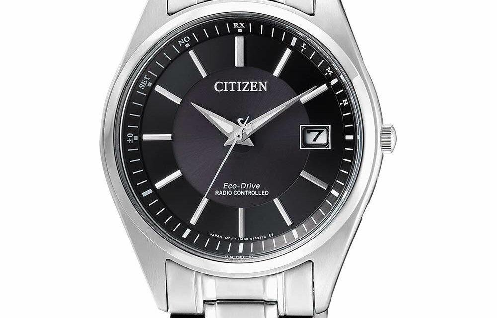 Funkuhr Citizen AS2050-87E