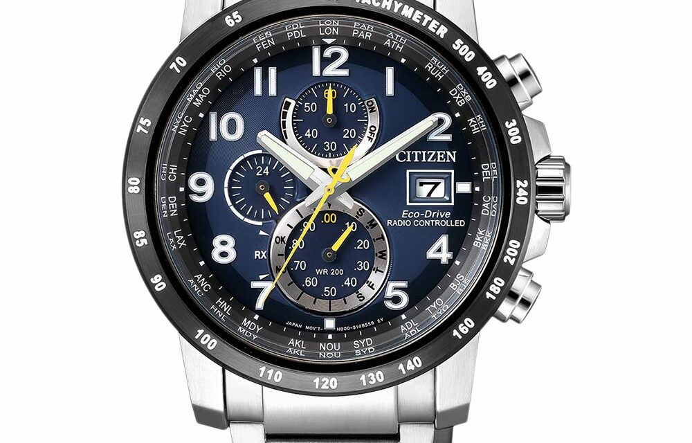 Funkuhr Citizen AT8124-91L