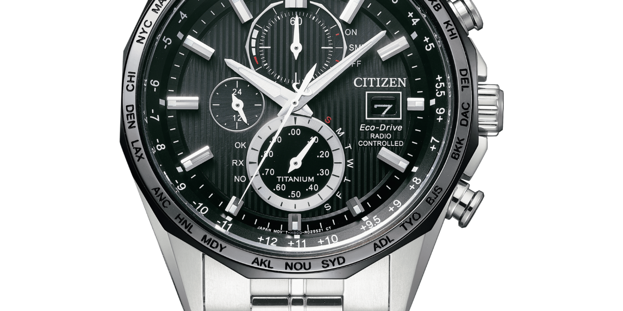 Funkuhr Citizen AT8218-81E