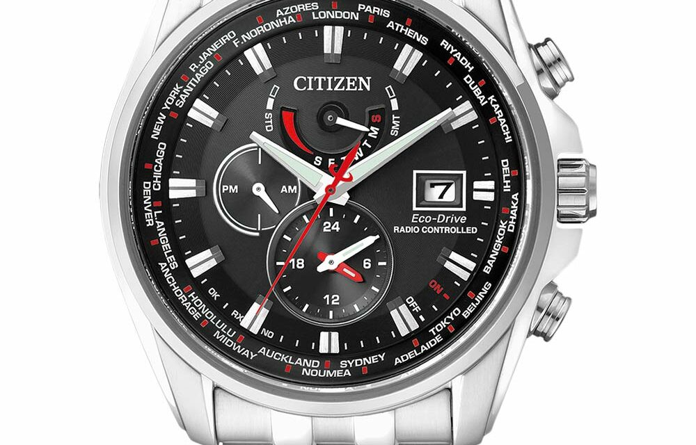 Funkuhr Citizen AT9030-55E