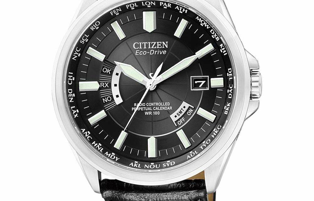 Funkuhr Citizen CB0010-02E