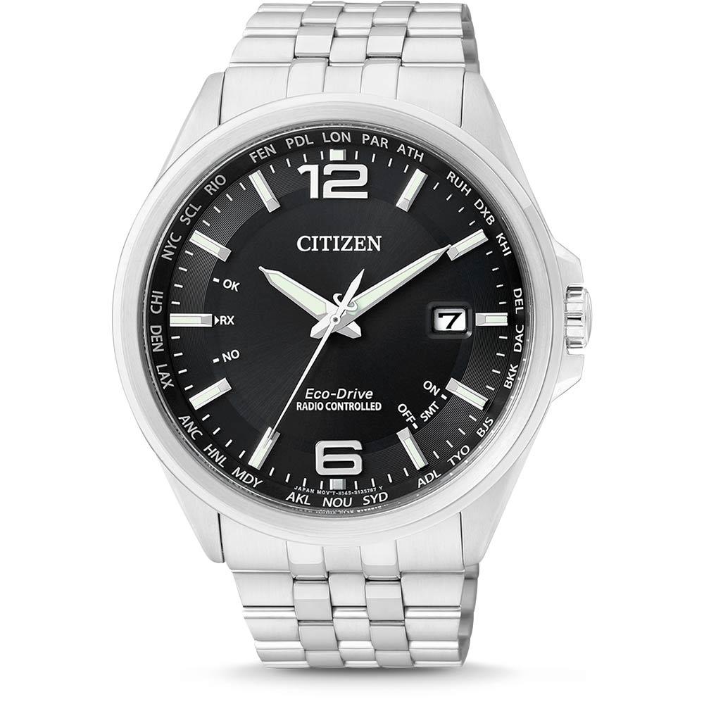 Funkuhr Citizen CB0010-88E Titelbild