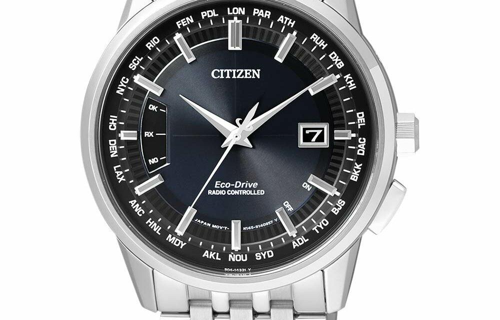 Funkuhr Citizen CB0150-62L