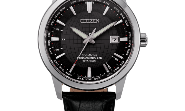 Funkuhr Citizen CB0190-17E