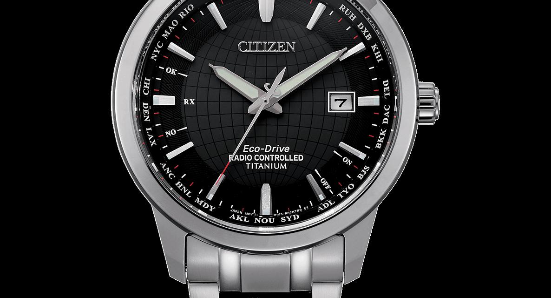 Funkuhr Citizen CB0190-84E