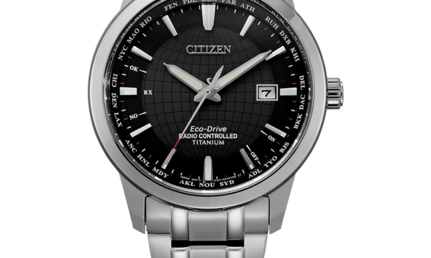 Funkuhr Citizen CB0190-84E