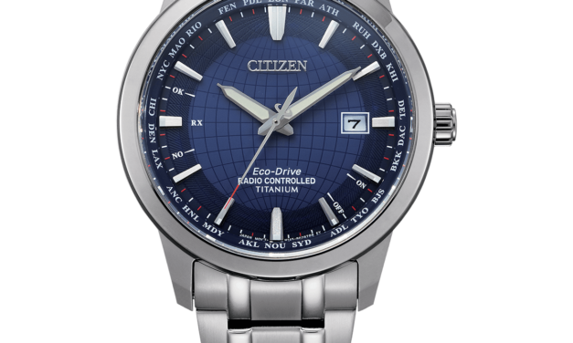 Funkuhr Citizen CB0190-84L