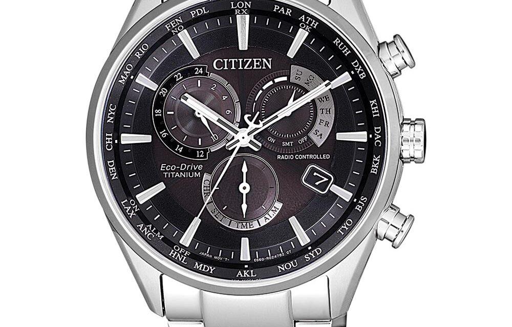 Funkuhr Citizen CB5020-87E