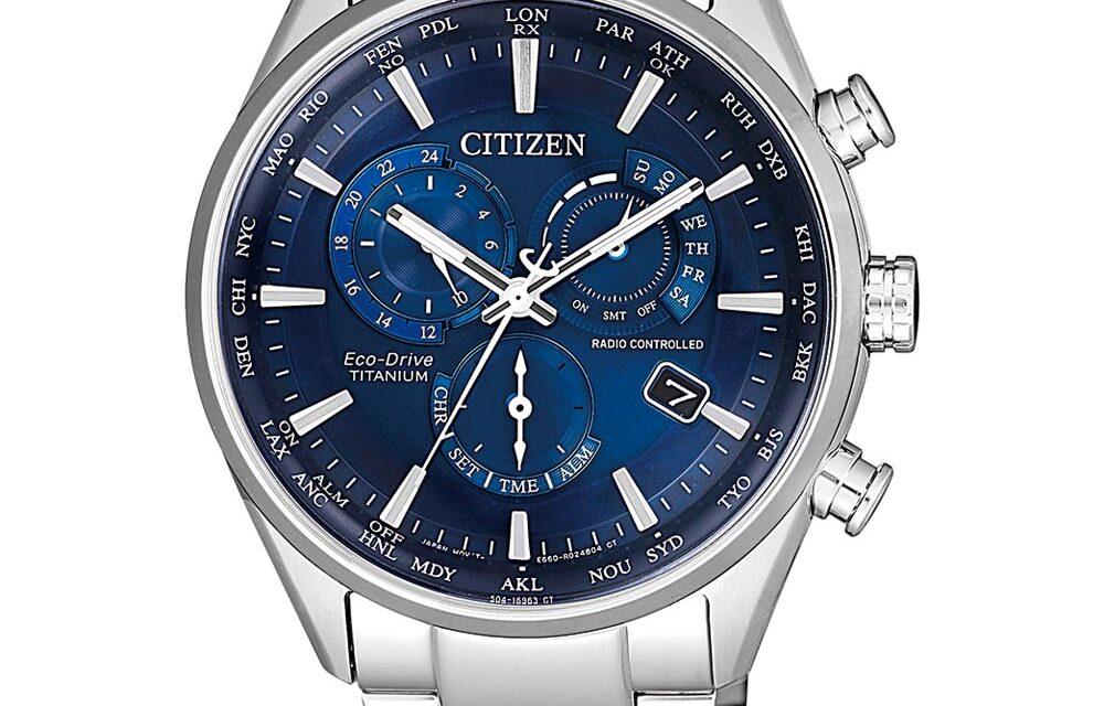 Funkuhr Citizen CB5020-87L